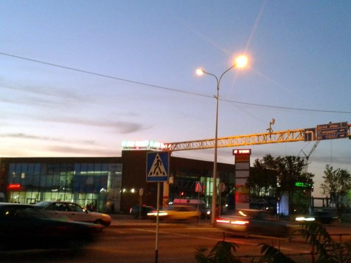 Торговый центр DAVMIR