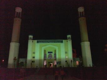 Соборная Мечеть Хибатулла Тарази