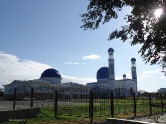 Соборная Мечеть «Хибатулла Тарази» обновленная