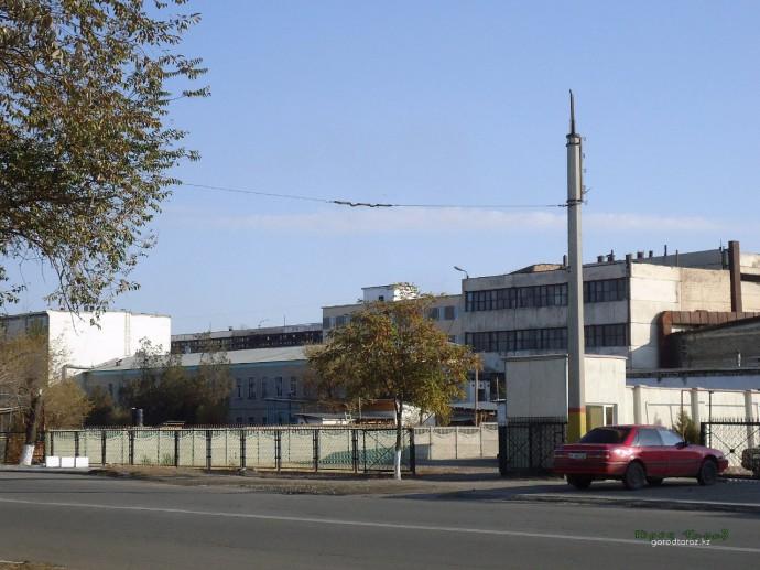 Фабрика ПОШ