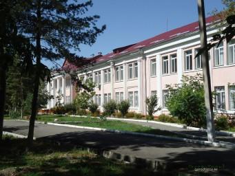 Средняя школа им. Н.К. Крупской