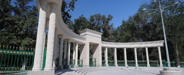 Парк Мамыр (Майская роща)