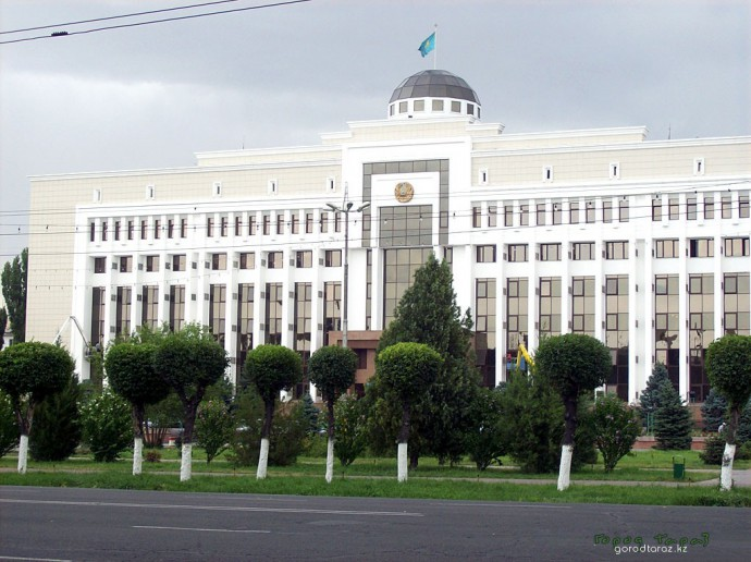 Обновленное здание облакимата