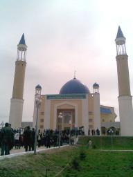 Соборная Мечеть «Хибатулла Тарази»