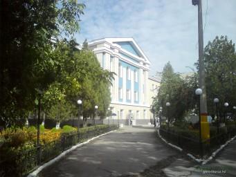 Учебный корпус ТарГУ
