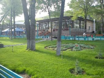 Парк Фресно