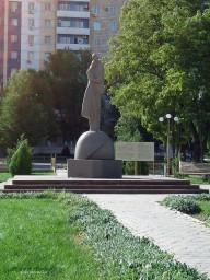 Статуя влюблённых