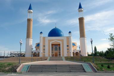 """Центральная мечеть """"Хибатулла Тарази"""""""