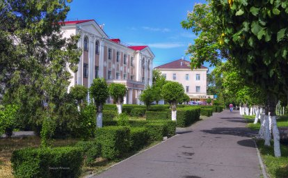 Тараз. Историко-краеведческий музей