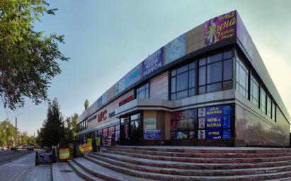 Торговый центр (1й м-он)