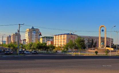"""#Тараз.  Микрорайон """"Астана"""""""